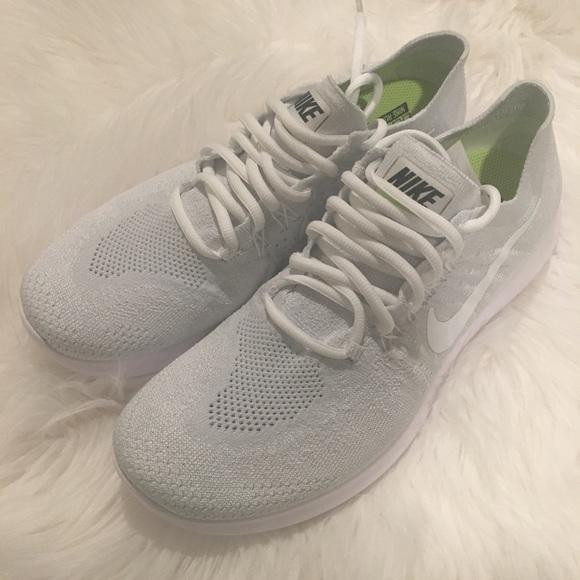 NIB Nike Free RN Flyknit 2017 Women s Running Shoe b07250132